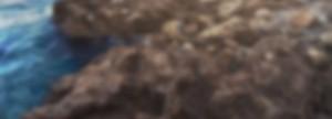 Blurred Rock Pool
