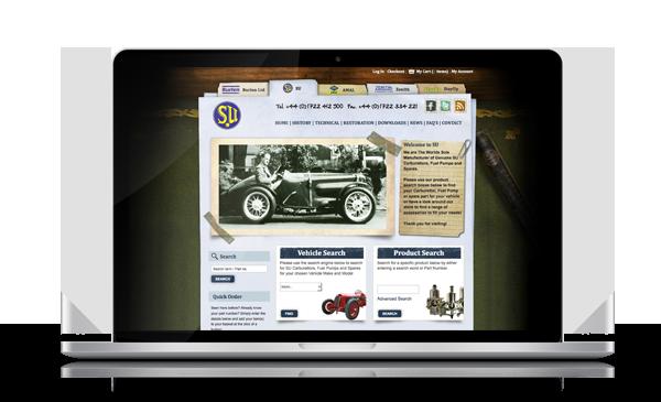 Burlen Fuels LTD Website Project