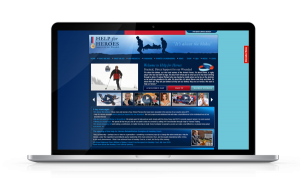 Help for Heroes Website Project