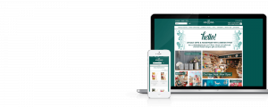 Hintons Home Website Responsive Webdesign