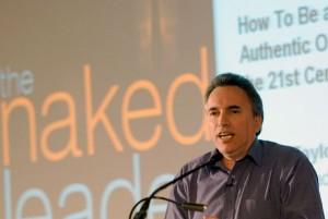 Naked Leader Web Design Project