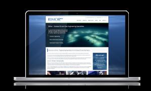 Rimor Engineering Website Project