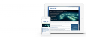 Rimor Engineering Responsive Web Design