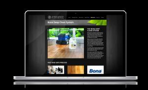 Salisbury Hardwood Flooring Website Project