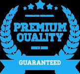 Premium Quallity Gaurentee