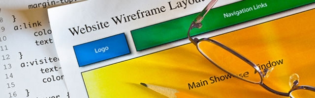 Website Wireframe - 5 Must Have Design Features